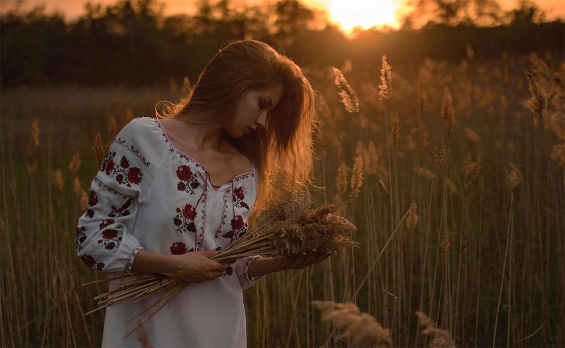 Sind ukrainische Frauen lieb und treu
